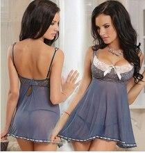 M-xl-xxl, покупка! промахи свободная прибытия женское сексуальное леди кружева белье платье