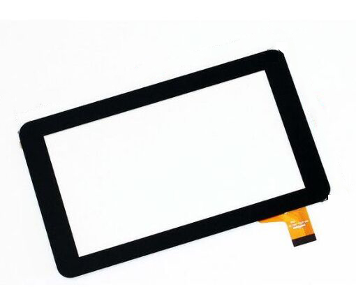 "New 7"" Micromax Funbook P255 P256 / Spice Mi-710 / Ambrane A707 Tablet touch screen touch panel digitizer glass"