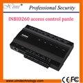 Panel de control de huellas dactilares venta caliente ssystem inbio260 panel de control de acceso lector de huellas digitales para control de acceso