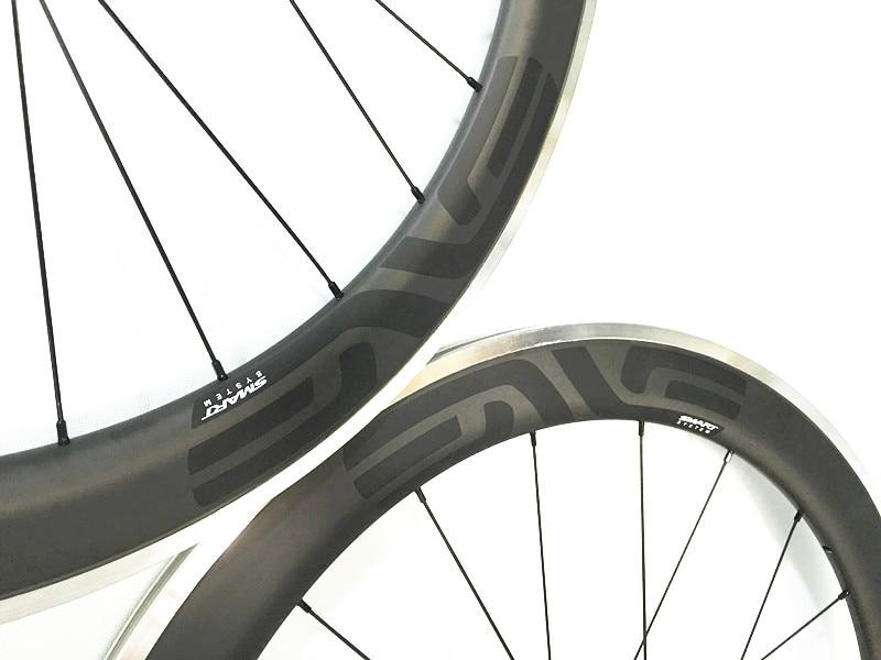 38 model decal arrival carbon wheels road cycling bike 50mm alloy braking surface 23mm width aluminium braking 700C carbon fiber