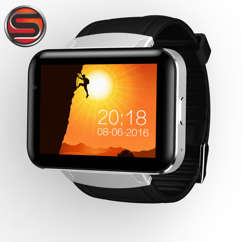 SOVOGU G46 DM98 Smart Watch 2.2 inch Android 5.1 iOS 3G Smartwatch Android With SIM Card Sports Tracker Wifi BT4.0 Wristwatch dm98 gps 3g smart watch android with sim card pedometer sports tracker smartwatch phone 900mah wifi bt4 0 wristwatch men rsmtte