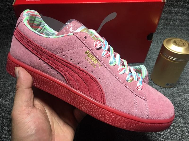 Original PUMA Womens Suede Classic Citi Sneaker Classic SPORTSTYLE SUEDE Basket Badminton Shoes Size36-39