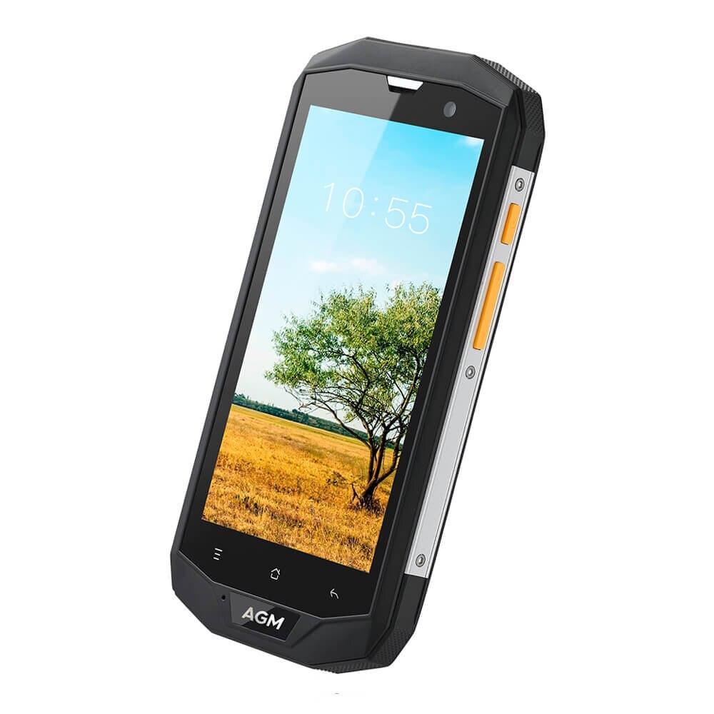 Smartphone étanche d'origine AGM A8 4G IP68 5.0