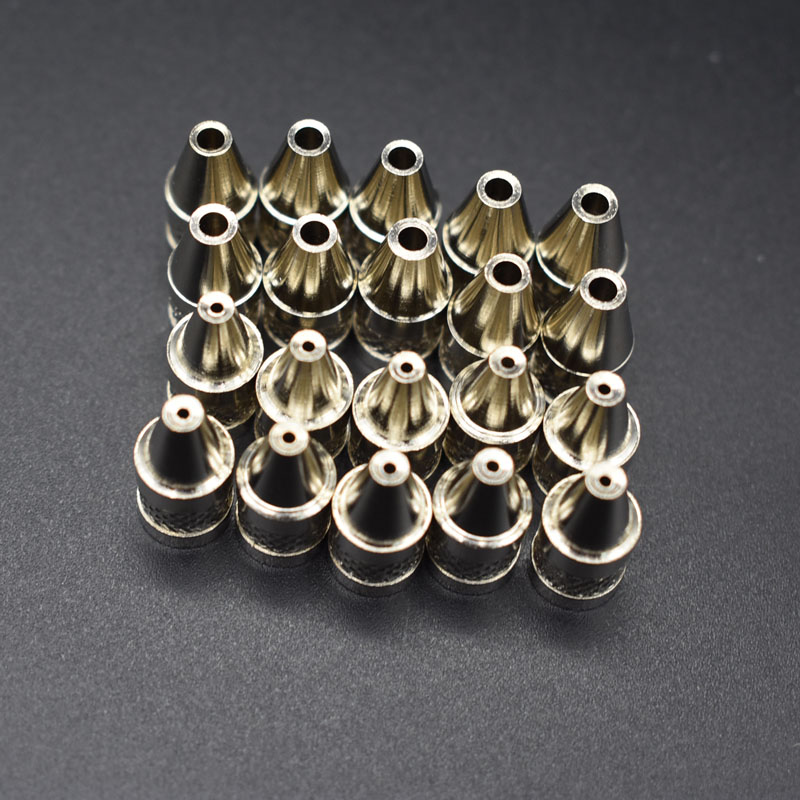 1mm Nozzle Iron Tips Metal Soldering Welding Tip For Electric Vacuum Solder Sucker/Desoldering Pump 10pcs/set