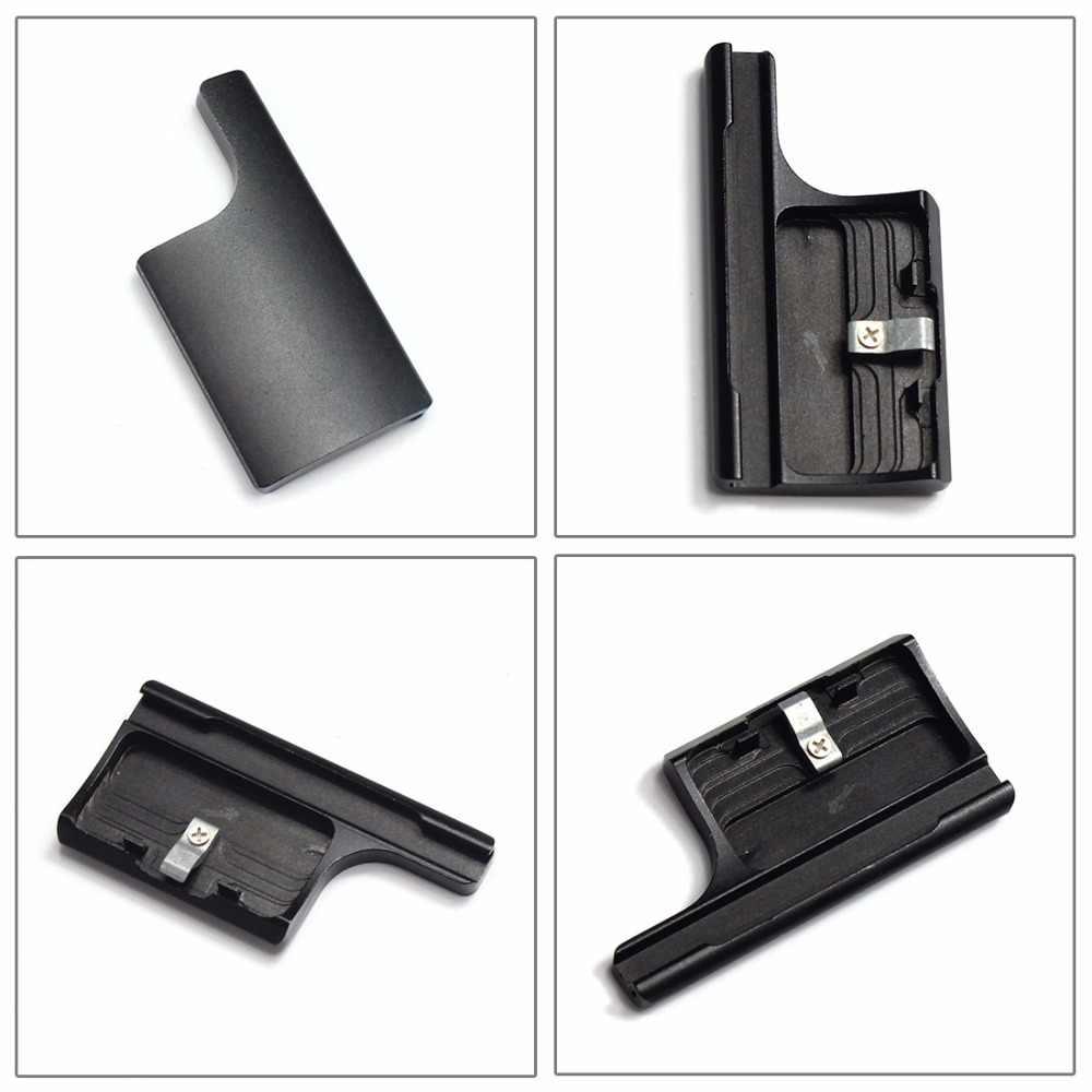 Tahan Air Housing Pelindung Case Shell Kunci Aluminium Kancing Kait untuk GOPRO HERO 3 + 3 Plus Action Camera Warna-warni Aksesori