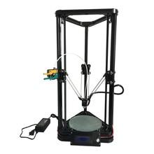 Combination sale-the newst design HE3D K200 delta 3d printer kit- support multi material adding HE3D DIY scanner kit