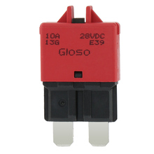 auto reset fuse online shopping the world largest auto reset fuse car fuse manual reset circuit breaker blade fuse button 10a auto automotive car boat truck