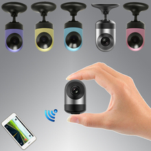 Mini WiFi Full HD 1080 P Cámara Del Registrador Del Coche DVR Del Vehículo vigilancia de La Cámara Del G-sensor de Visión Nocturna de 156 Grados 6 Lente Óptica NUEVA