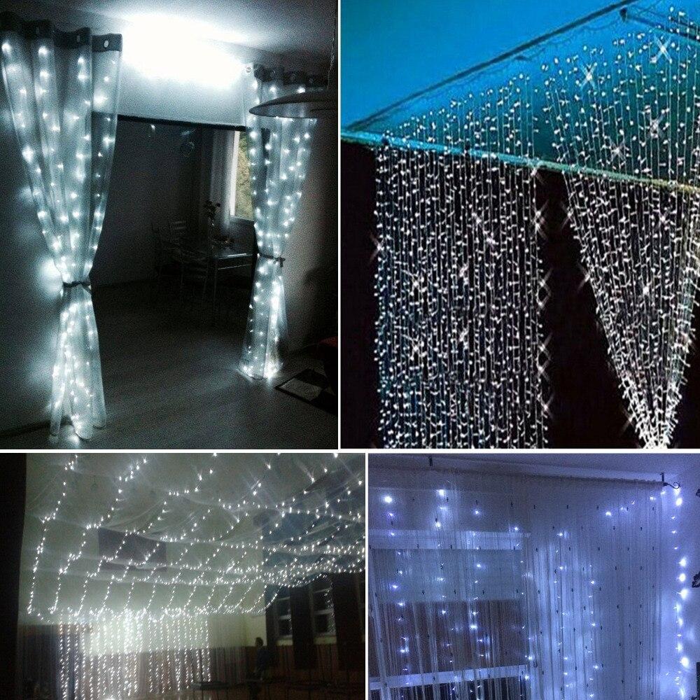 10m 100led new green 110v brightness wholesale price string fairy wedding festival light lamp xmas party christmas tree decor