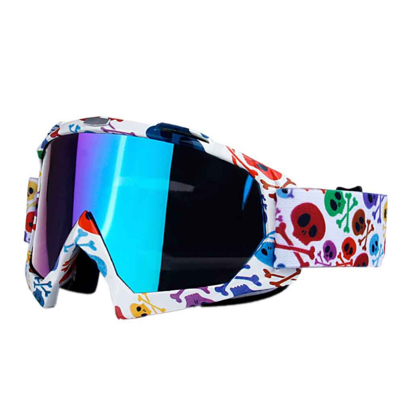 Outdoor Cycling Ski Goggles Double Layers Anti-fog Big Ski Mask Glasses Skiing Men Women Motorcycle Snowboard Goggles