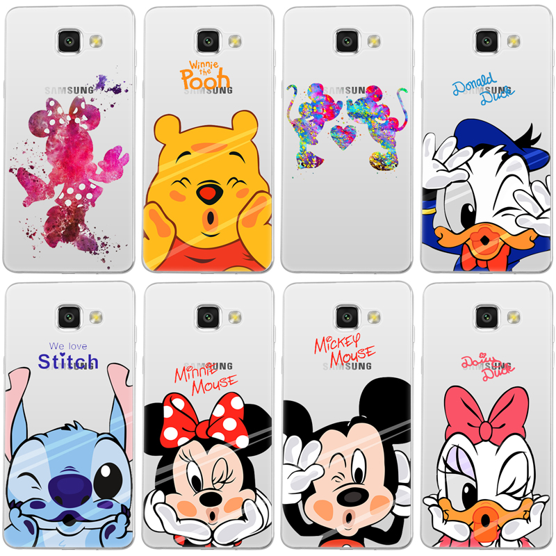 Phone Bags & Cases Alert Cute Cartoon Stich Coque Shell Soft Silicone Tpu Phone Case For Samsung Galaxy S6 S7 Edge S8 S9 Plus Note 9 Note 8 Top Watermelons Cellphones & Telecommunications