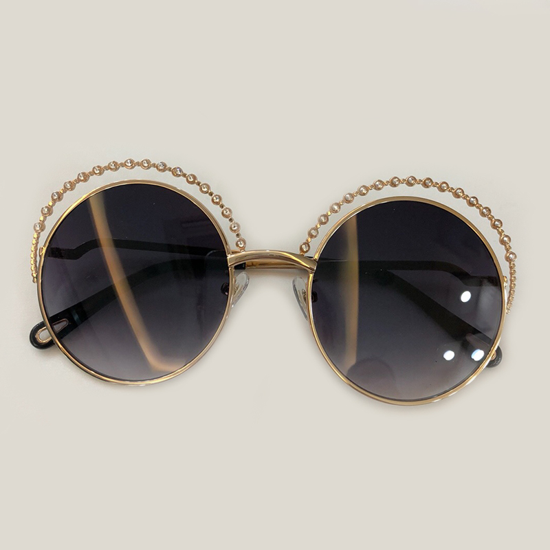 Männer Sunglasses Hohe no4 no3 Sunglasses Qualität Frauen Sunglasses Sunglasses Runde no6 Klar no5 Sonnenbrille no2 Sunglasses Sunglasses 2019 No1 no7 Sunglasses Retro Farbe Mode x0w48gq46