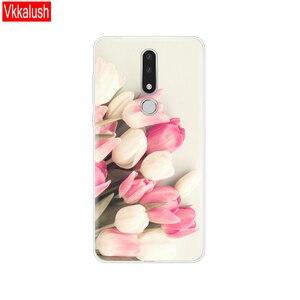 Image 5 - Чехол для телефона Nokia 3,1 Plus, чехол накладка, забавный мультяшный силиконовый мягкий чехол накладка Nokia3.1 для Nokia 3,1 Plus 2018, чехол накладка