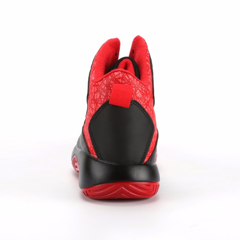 High Top Mens Shoes Casual Lace Up Breathable Trainers Spring Autumn Sport Black White Red Basket Shoes Outdoor Size 39-44 YD43 (19)