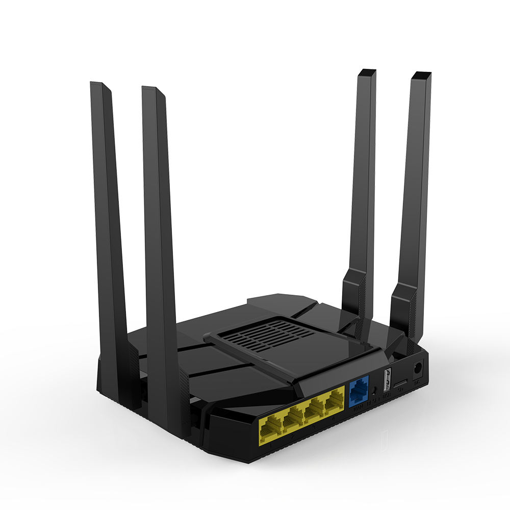 Gigabit Router Openwrt Firmware 3G 4G Wi fi Router For Outdoor Travel 4G Mobile Router Wireless Repeater Powerful Signal
