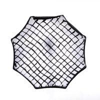 120cm / 47'' Professional Photo Hexadecagon Softbox Umbrella Dioctahedral Grid