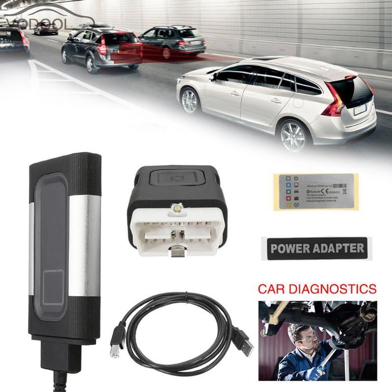 VODOOL TCS CDP Pro Plus De Voiture Camion Lumière Van OBD2 Outil De Diagnostic Kit Code Scanner Lecteur avec USB OBDII Câble fil pour Autocom