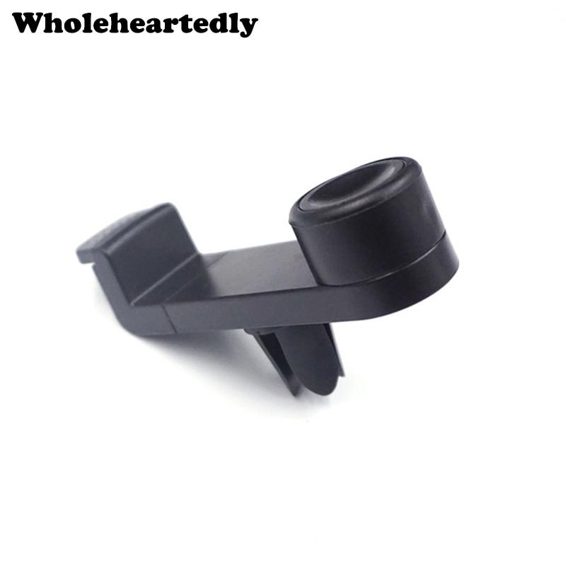 NUEVO coche para teléfono móvil soporte de ventilación de aire soporte de cuna soporte stander soporte de teléfono gps Universal Car Phone Bracket