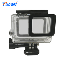 TuoWei For Gopro Hero5 35m Diving Underwater Waterproof Case Protective Housing For Gopro Hero5 Black Go Pro5 Hero 5 Accessories