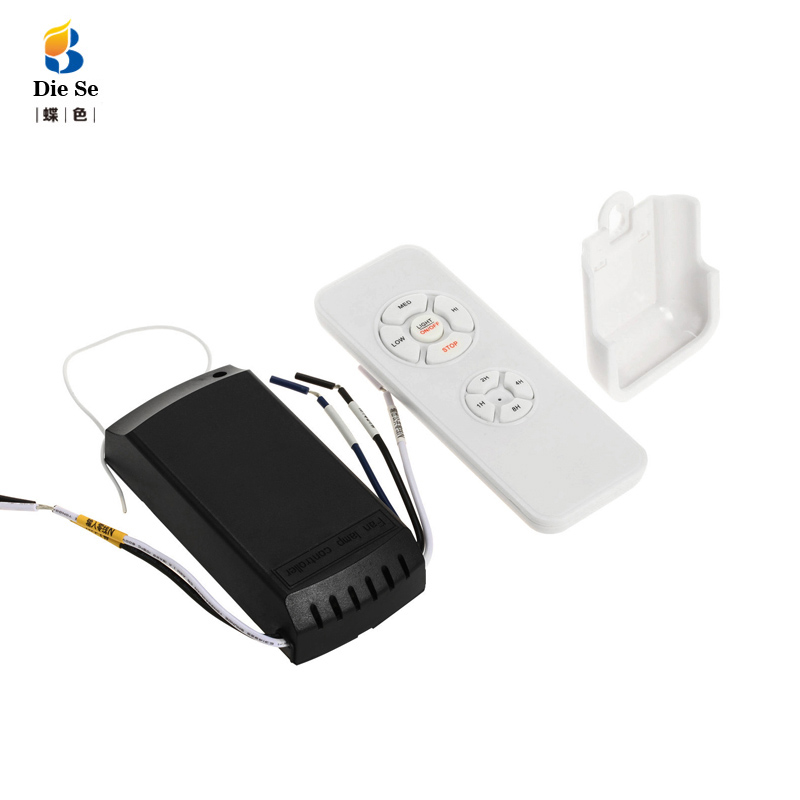 Universal Ceiling Fan Light Lamp Remote Control Kit