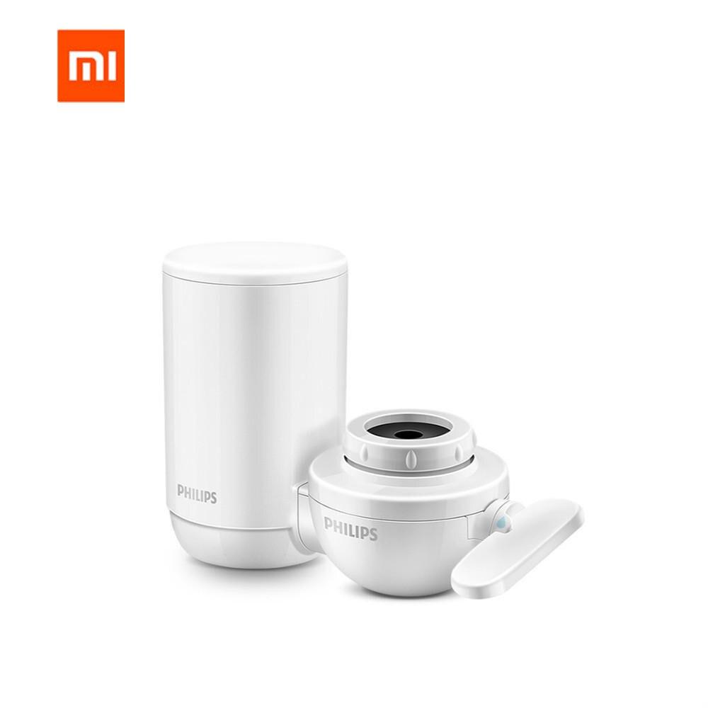 Original Xiaomi Mijia robinet filtre à eau cuisine salle de bains évier robinet Filtration purificateur d'eau
