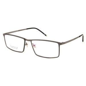 Image 3 - Gmei אופטי LF2022 מתכת מלא שפת מסגרת משקפיים לנשים וגברים Eyewear משקפיים