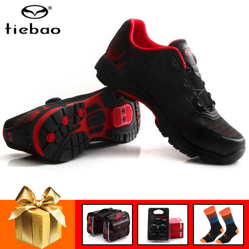Tiebao Professional Leisure Cycling Shoes MTB Bike Bicycle Shoes Sneakers Auto-Lock Athletic Racing Shoes Outdoor Touring ShoesTiebao Professional Leisure Cycling Shoes MTB Bike Bicycle Shoes Sneakers Auto-Lock Athletic Racing Shoes Outdoor Touring Shoes