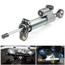 MOZEYU Universal Stabilizer Steering Dampers For Kawasaki ER-5 er6n GPZ500S/EX500R NINJA ZX6R ZX7R