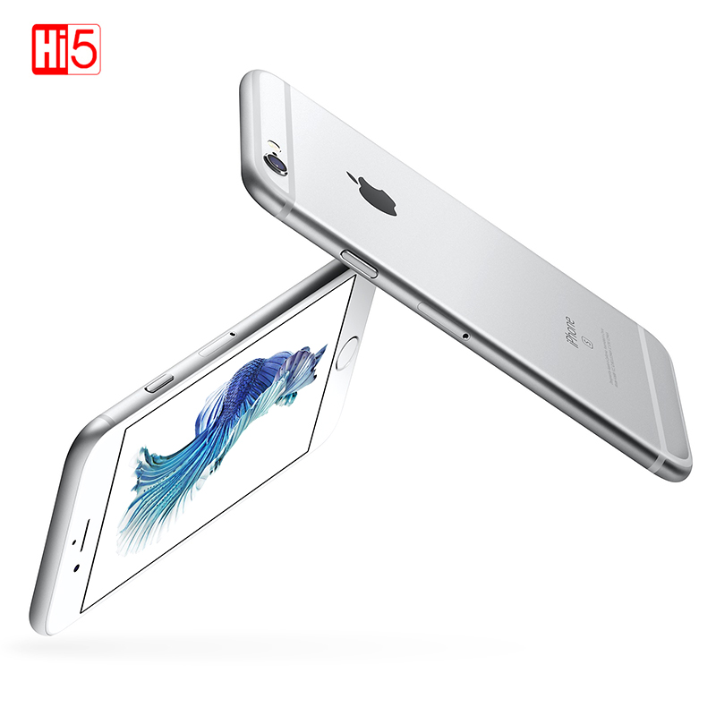 "Image 3 - Unlocked Apple iPhone 6S plus 2GB RAM 16GB/64GB ROM 5.5"" display 12.0MP iOS LTE fingerprint Single sim Dual Core smartmobile-in Cellphones from Cellphones & Telecommunications"
