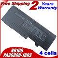 JIGU PA3689U-1BAS PA3689U-1BRS PABAS155 PABAS156 Аккумулятор Для Ноутбука Toshiba NB100 NB105 N270 PLL10E-00X00TEN NB100-01G
