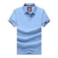 Men's Summer Business Casual Fashion Joker Lapel Short Sleeve T Shirt Top