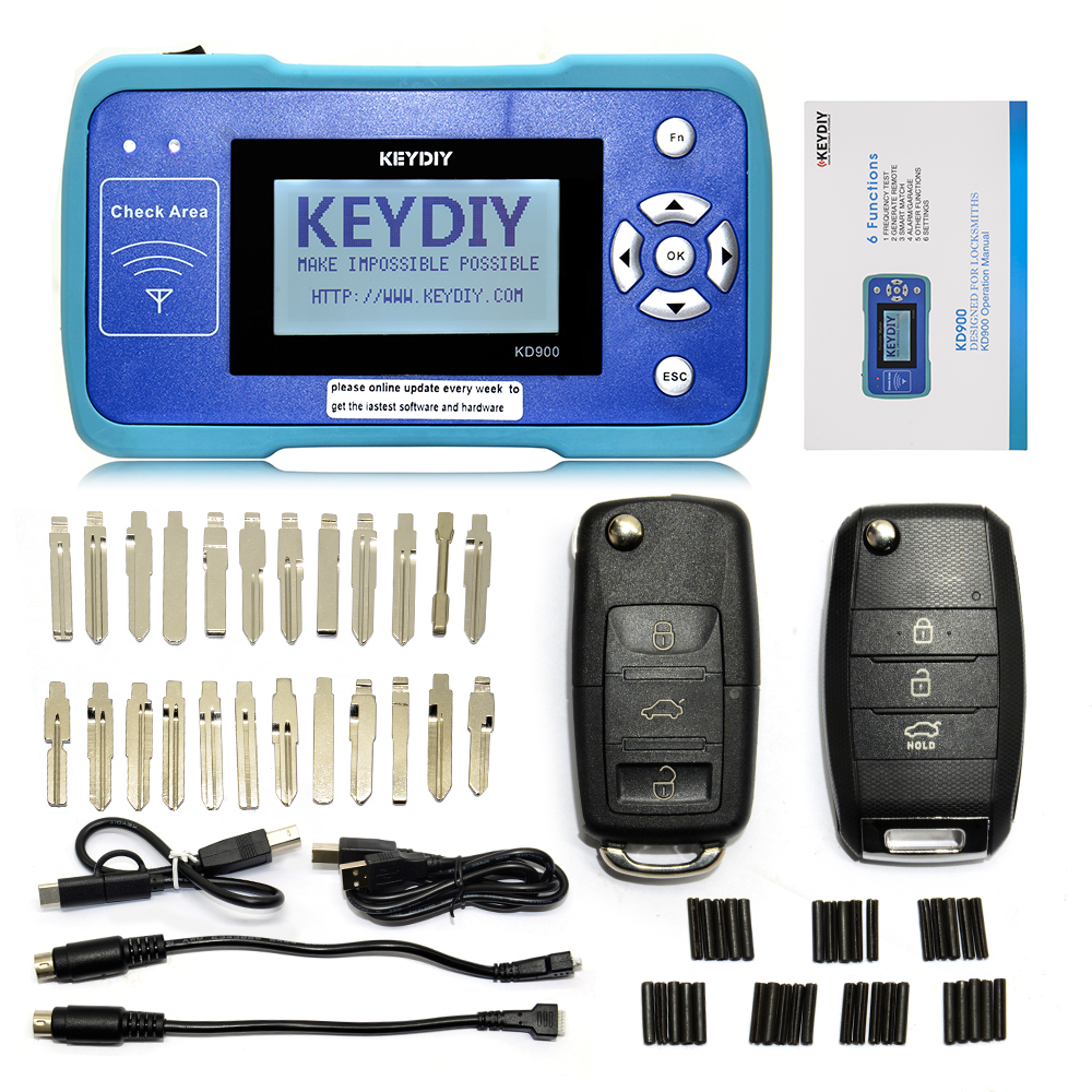Image 5 - New  Remote Tool  KD900 Remote Maker the Best Tool for Remote Control World Update Online Auto Key Programmer-in Auto Key Programmers from Automobiles & Motorcycles