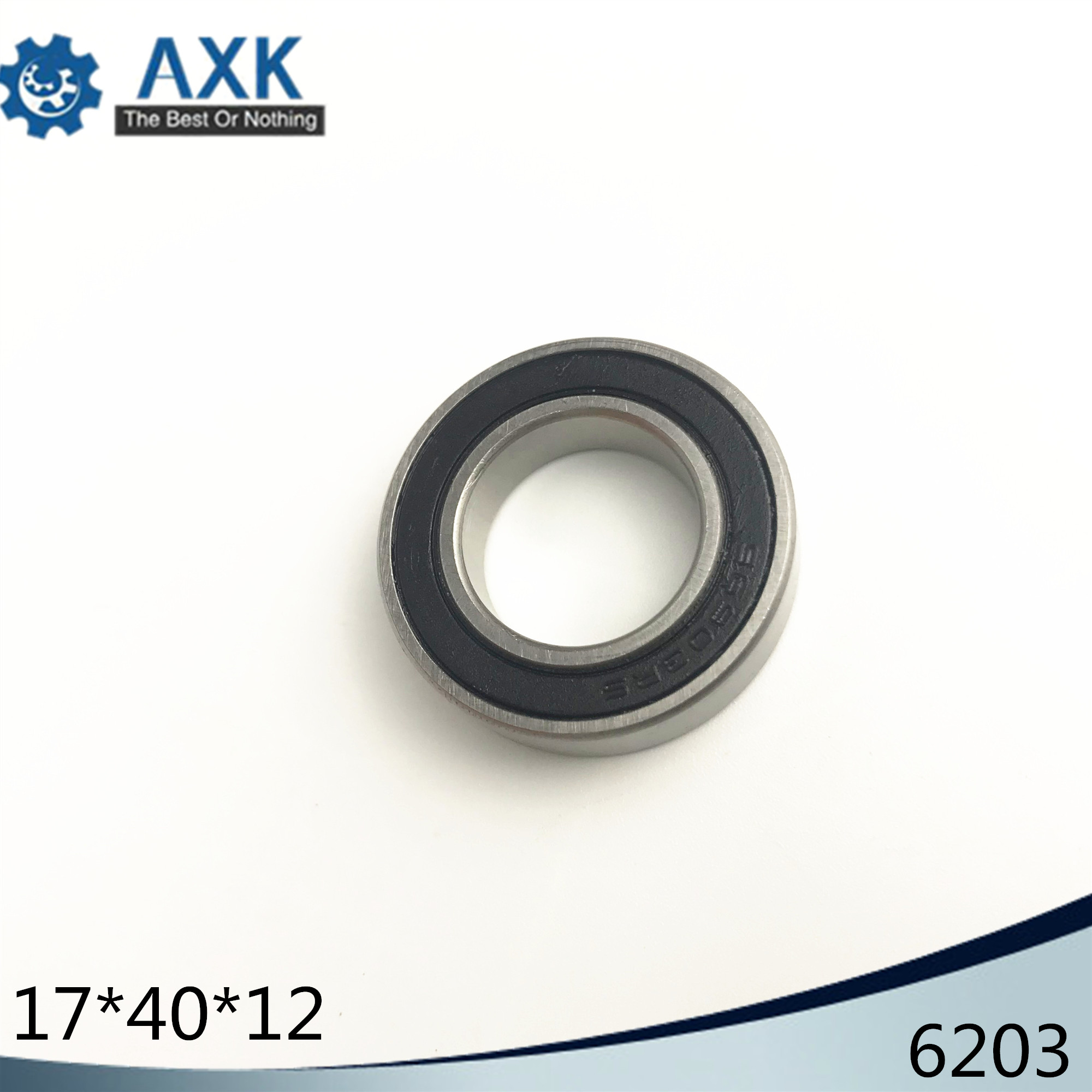6203 Hybrid Ceramic Bearing 17*40*12 mm ABEC-1 ( 1 PC) Industry Motor Spindle 6203HC Hybrids Si3N4 Ball Bearings 3NC 6203RS6203 Hybrid Ceramic Bearing 17*40*12 mm ABEC-1 ( 1 PC) Industry Motor Spindle 6203HC Hybrids Si3N4 Ball Bearings 3NC 6203RS