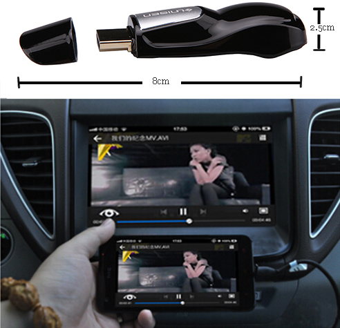 CarKarPlay Share Mobile Phone To Car Screen Or Home Video Which Has HDMI Port  by WIFI Support Android & IOS Airplay  mirroring for ios11 5g wifi mirror box car wifi display android ios miracast dlna airplay wifi smart screen mirroring car and home hdtv