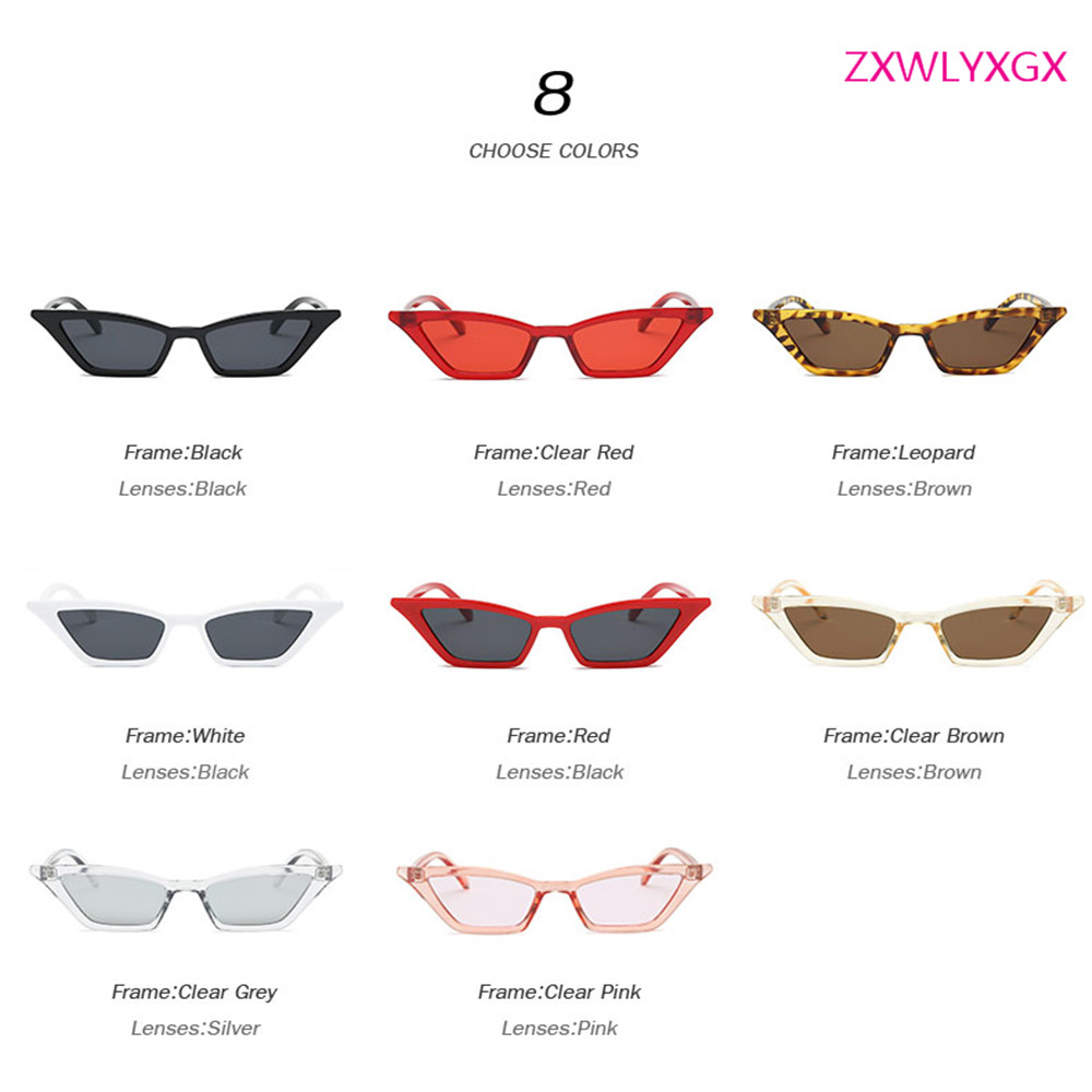 ZXWLYXGX 2018 new fashion zonnebril zonnebril ms.man retro kleurrijke - Kledingaccessoires - Foto 6