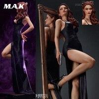 46 cm figure model MY 00001 1/4 Scale Killer Smith Angelina Jolie Statue Figure Model Preorder 18 inches