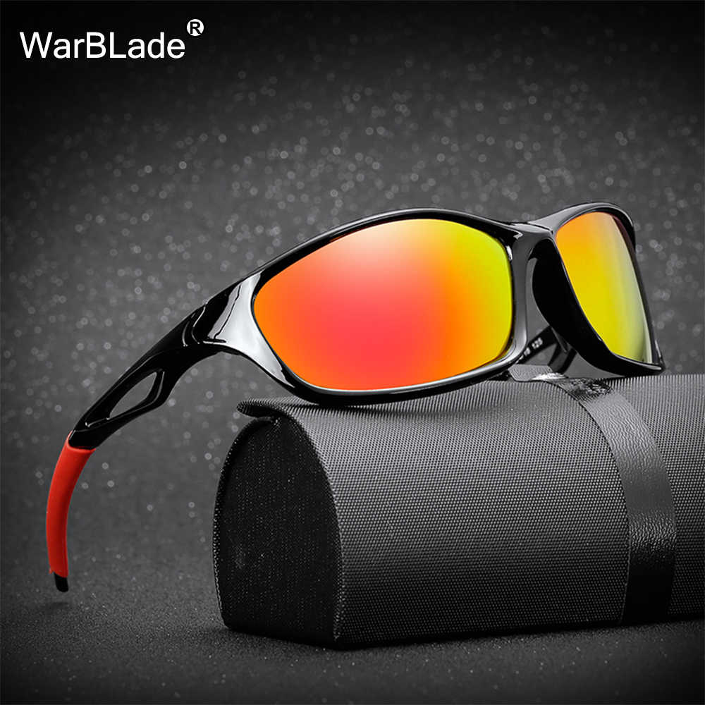 Drive Mens Sunglasses Polarized Sunglasses men Brand Sports Boating Driving Glasses Goggles Reduce Glare 1003 WarBLade