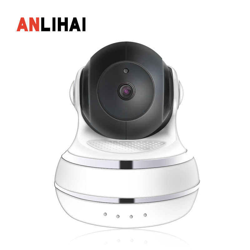 цены Wireless camera wifi indoor hd night vision camera security monitoring network camera IP camera free shipping with 8G sd card