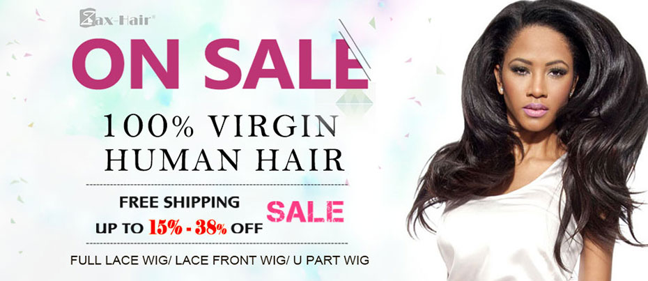 Full lace human hair wigs virgin hair wig18