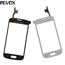 4 New Front Panel For Samsung Galaxy Star Pro S7262 GT-S7262 S7260 GT-S7260 7262 Touch Screen Sensor Digitizer Outer Glass цена