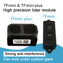 TFmini Lidar טווח Finder חיישן מודול נקודה אחת החל לarduino Pixhawk Drone FZ3000 FZ3065