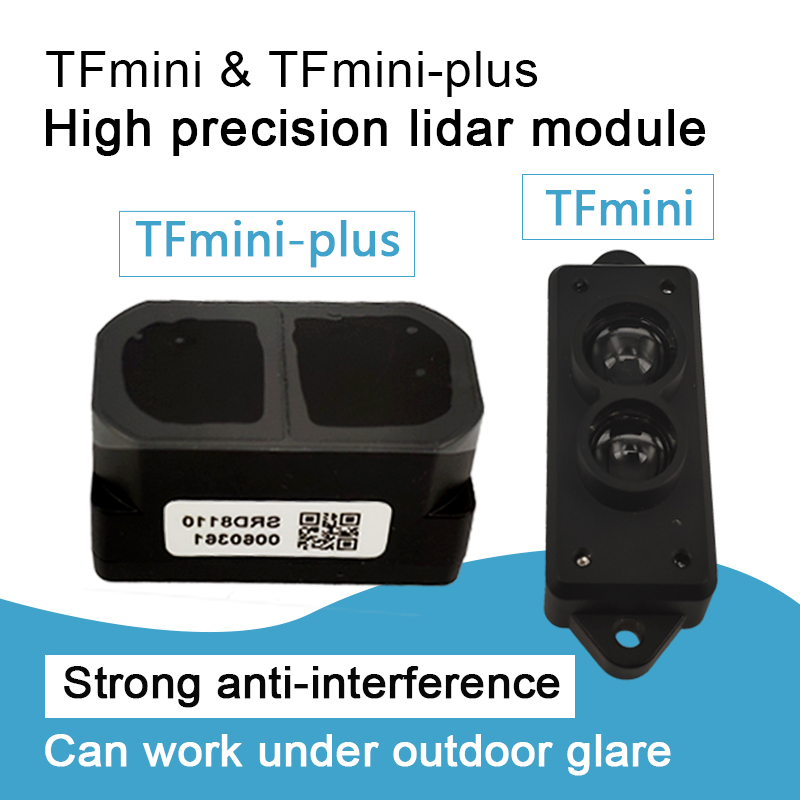TFmini Lidar Range Finder Sensor Module Single Point Ranging For Arduino Pixhawk Drone FZ3000 FZ3065