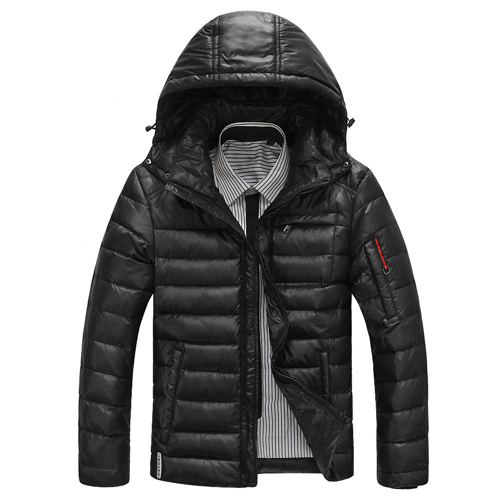Brand Winter Jacket Men Down Parka Camperas Hombre