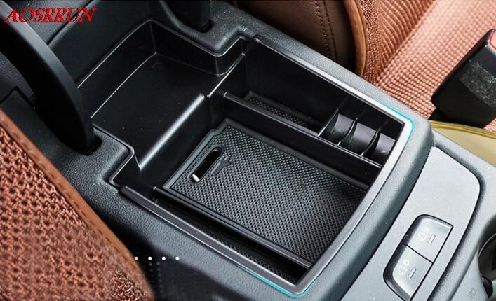 Organizador del coche que guarda la caja de almacenamiento del - Accesorios de interior de coche - foto 4