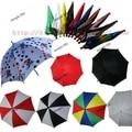 Comercio al por mayor 10 unids cada lote magia: magia de Escenario paraguas Sombrilla 32 cm longitud muchos colores objetos mágicos