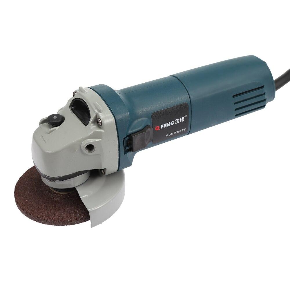 Прочный ползунковый Переключатель переменной Скорость угловая шлифовальная машина абразивные инструменты для шлифования металл, камень,