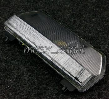 Clear Integrated LED Turn Signals Motorcycle for Honda 2009-2012 FURY 09-12