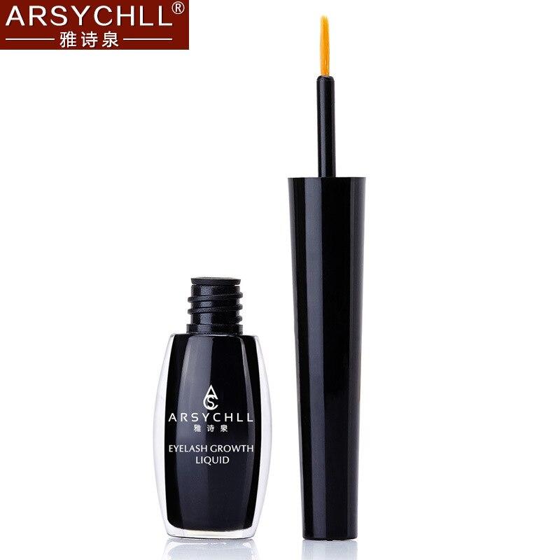 Arsychll Eyes Makeup Eyelash Growth Liquid Make Long