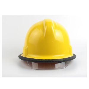 Image 2 - Gratis Verzending Fire Fighter Rescue Helm Cap Capf Beschermende Bril Brand Hoed