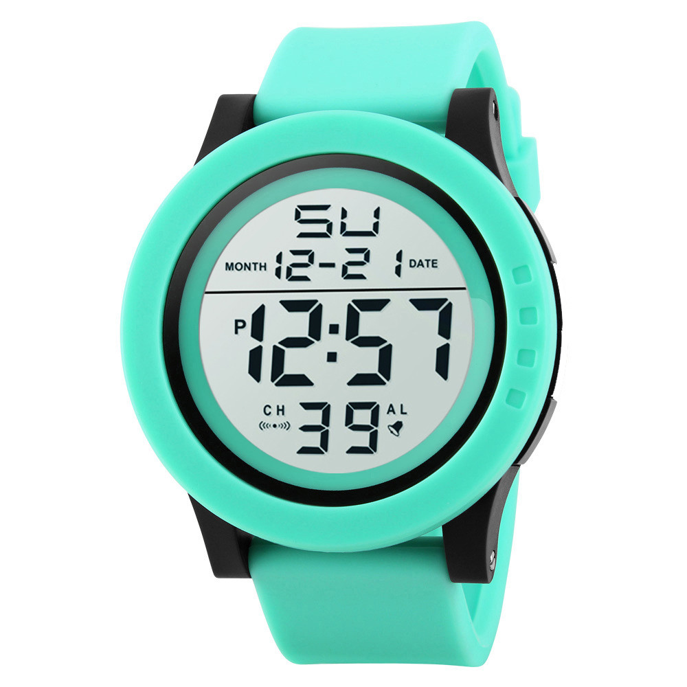 Children's Watches Fashion LED Waterproof Digital Watch Quartz Military Luxury Sport Date Watches relogio masculino
